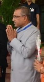 विधानसभा सचिव महेंद्र प्रसाद सिमडेगा के जिला एवं सत्र न्यायाधीश बनें