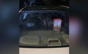 कपिल सिब्बल के घर की पार्किंग में लगी गाड़ियों को नुकसान पहुंचाया गया