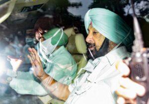 अगर BJP में नहीं जाना था तो कैप्टन ने कल गृहमंत्री से लंबी मुलाकात क्यों की ?