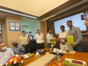 केन्द्रीय मंत्री अर्जुन मुंडा के सामने हुआ ट्राइफेड और बिग बास्केट में समझौता
