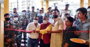 स्वास्थ्य मंत्री बन्ना गुप्ता ने उद्धघाटन किया