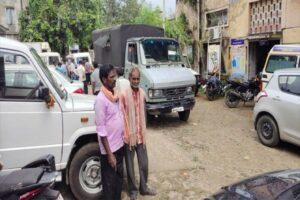 पुलिस ने तीनों आरोपियों को गिरफ्तार कर जेल भेज दिया