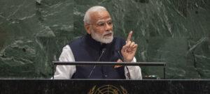 भारत नेतृत्व करेगा, तभी विश्व में टिकाऊ शांति आएगी- पीएम