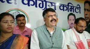 राजेश ठाकुर के साथ मंत्री और विधायक भी यूपी गये