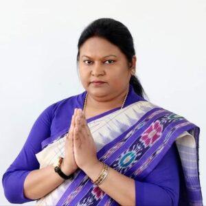 दुमका प्रशासन पर सीता सोरेन ने लगाए गंभीर आरोप