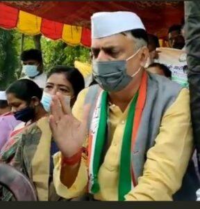 घबराहट में भाजपा के नेता दे रहे हैं उलूल-जुलूल बयान
