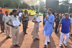 सहायक पुलिस कर्मियों को हक दिलाने के लिए सदन से सड़क तक संघर्ष करेगी भाजपा