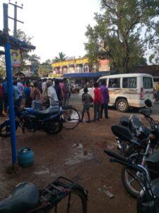तीन हजार रुपये रिश्वत लेते रोजगार सेवक गिरफ्तार