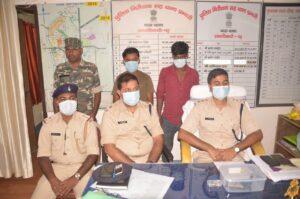 महज 9 घंटे के अंदर चास पुलिस ने मामले का किया उद्भेदन