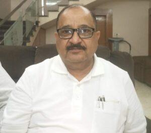 अखिल भारतीय कांग्रेस कमिटी के सदस्य हैं मदन मोहन शर्मा