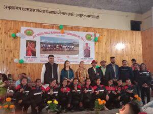 सिक्किम में आयोजित प्रतियोगिता में झारखण्ड को तीसरा स्थान