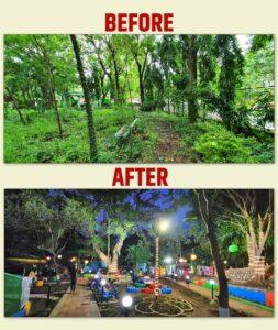 आम लोगों के लिए फिर से खुला पार्क, बच्चों के मनोरंजन की पूरी व्यवस्था
