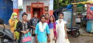 मुख्यमन्त्री के निर्देश पर युवतियों को काम के बकाया पैसे भी मिले